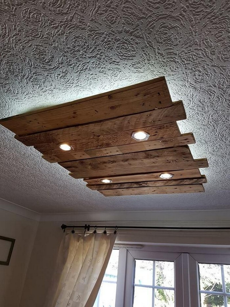 Do It Yourself Home Design: 10+ Pallet Wooden Reuse Diy Projects