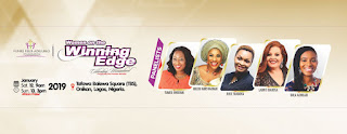 Download Funke Felix Adejumo to host Winning Edge Conference 2019 3 mp3 mp4 GurusFiles.Com.Ng