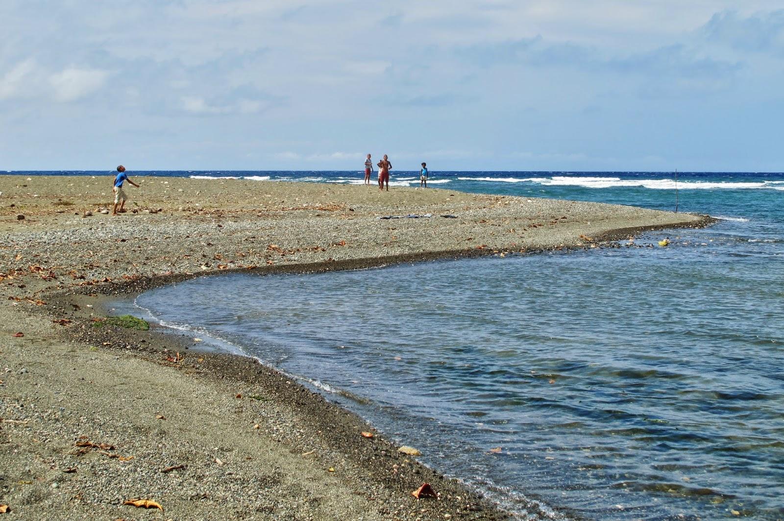 Boca de Yumurí, nas proximidades de Baracoa, uma das regiões mais remotas de Cuba.