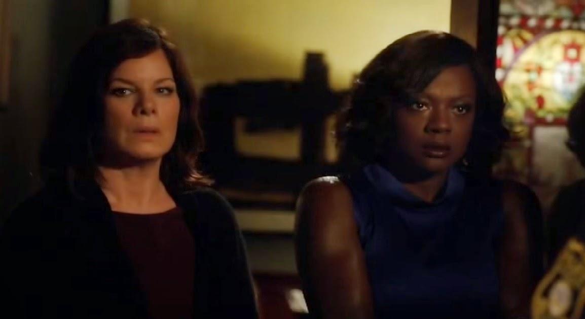 HtGAwM 1x12 She's a Murderer Hannah Annalise