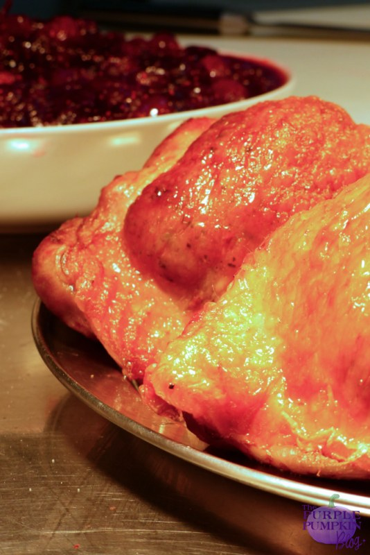 The Perfect Turkey Gravy + Cranberry Sauce with Marco Pierre White #leanonturkey