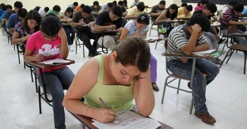MINEDU insiste al Congreso para que apruebe ley que prohíbe crear más universidades