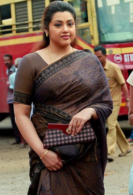Maayalam actress meena latest pics