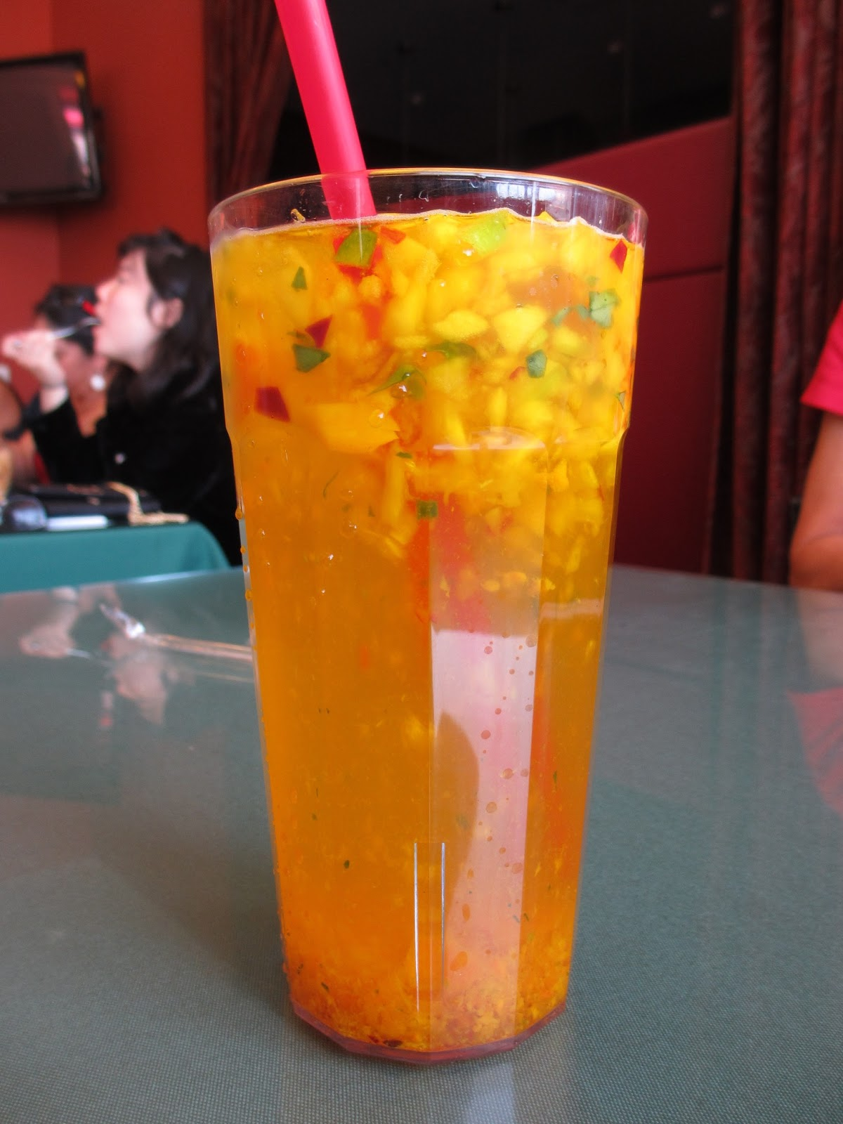 Cannundrums: Jaragua Salvadoran Restaurant