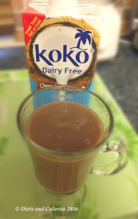 Koko Dairy Free Coconut Milk Drinks chocolate