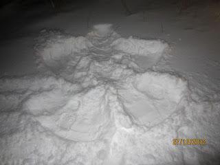 lapsen lumienkeli