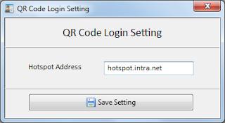Cara Menambahkan QR Code, Harga dan Masa Berlaku di Voucher Hotspot