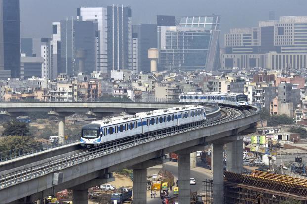 Gurgaon Metro The Indian Capitalist