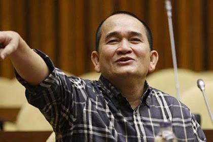 Ruhut Tak Mau Data Tamu Alexis Diumbar Anies, Netizen: Kalau Nggak Pernah Mampir Ngapain Takut?