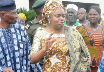 """Former Minister """"Jumoke Akinjide """" returns back huge amount to EFCC"""