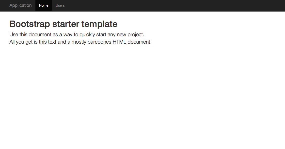 Luciano Resende: Node js : Building HTML site template using