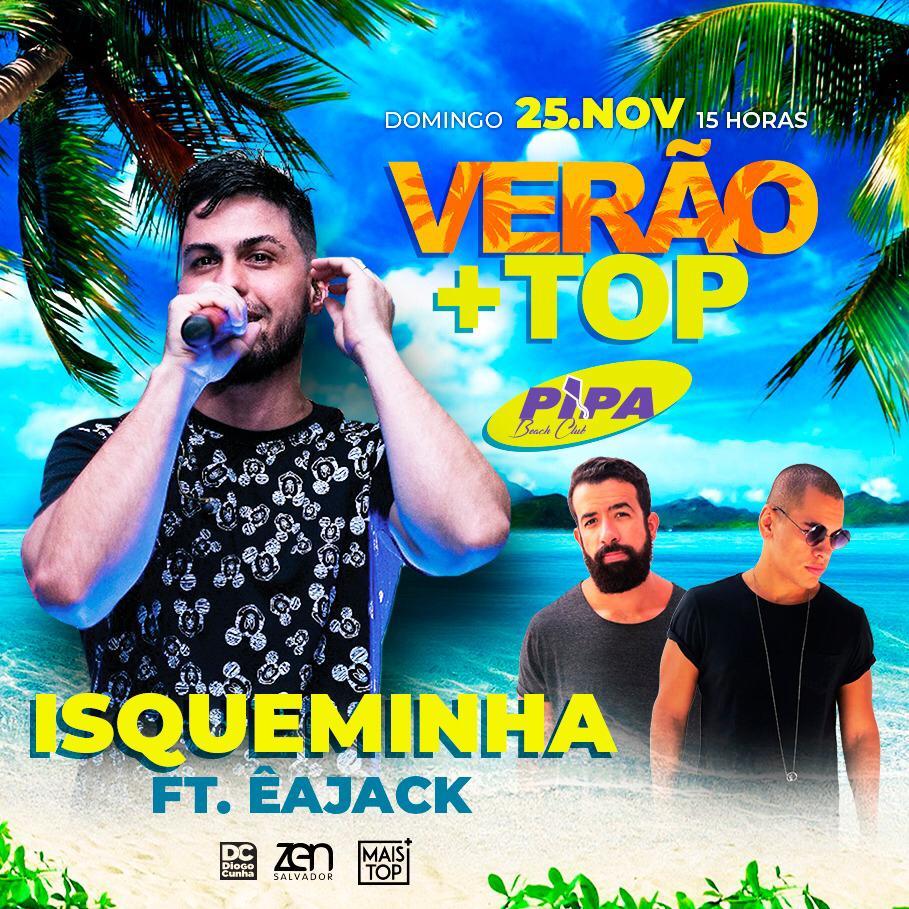 """e1092f2021 Isqueminha anima o projeto """"Verão + Top """" na Pipa Beach Club ..."""