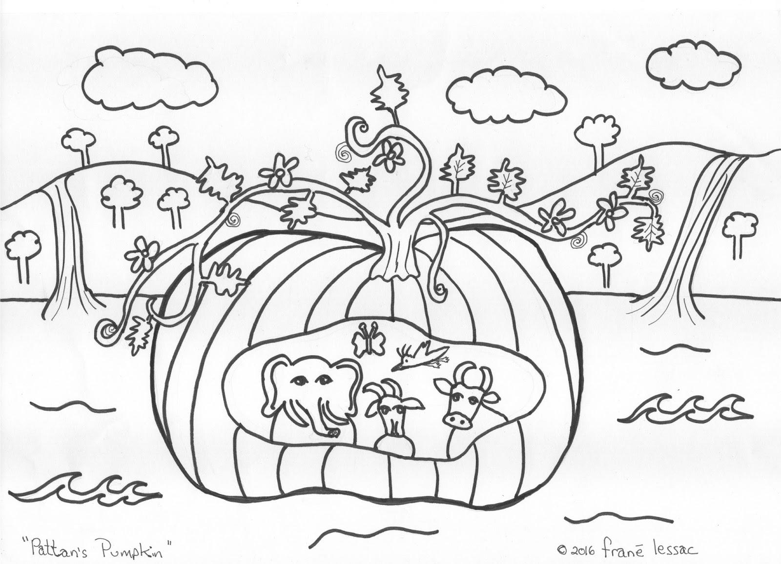 Randomly Reading: Pattan\'s Pumplin: A Traditional Flood Story from ...