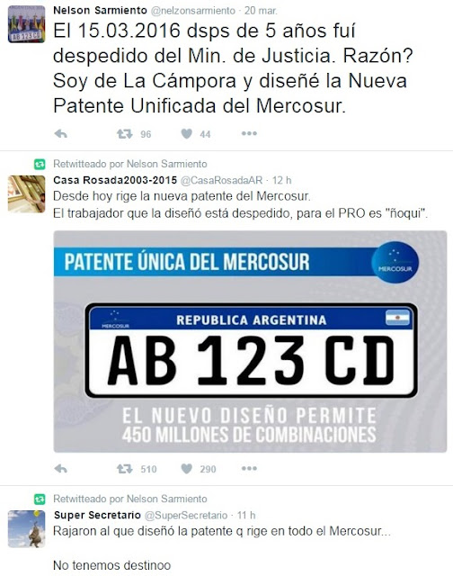 TWITTER, JUSTICIA