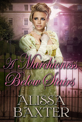 Heidi Reads... A Marchioness Below Stairs by Alissa Baxter