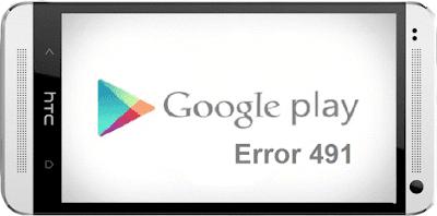 Cara mengatasi gagal download atau error pada google play store