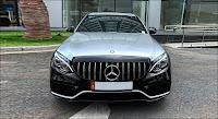 Mercedes C300 AMG 2018 đã qua sử dụng màu Đen