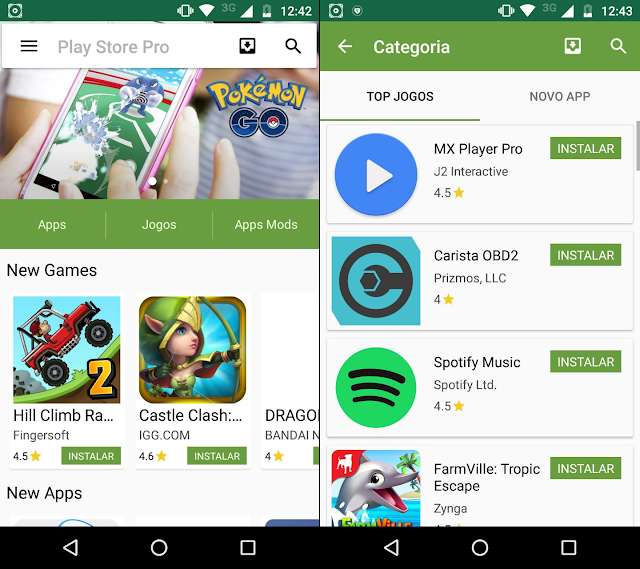 Google Play Store Pro Hack Mod Apk Download Atualizado