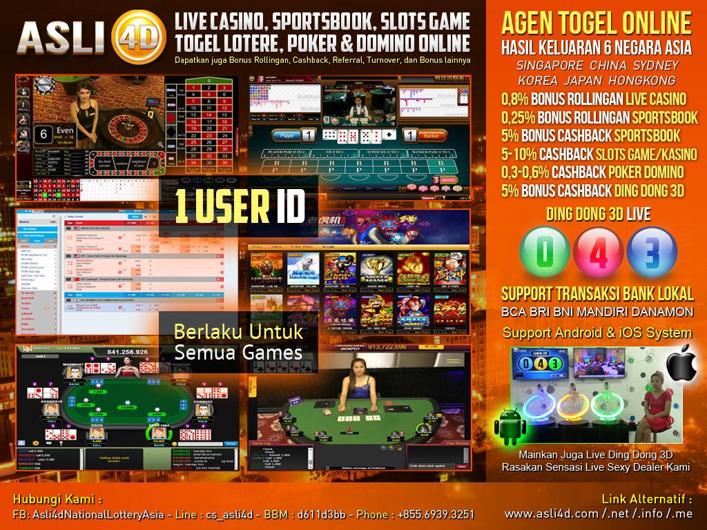 Spesial Bonus Live DingDong dan Pasaran Togel Di Wigobet ...
