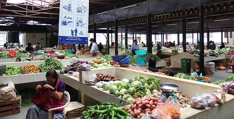 Centenary Farmers Market