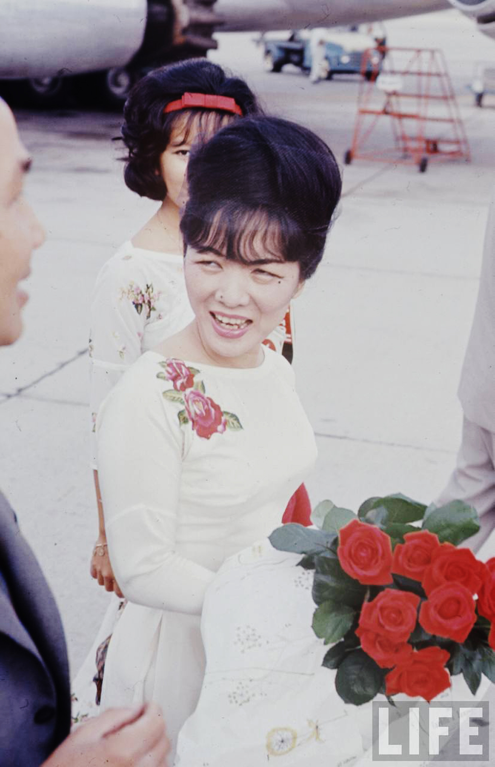 Madame Nhu Closeup Photos  vintage everyday