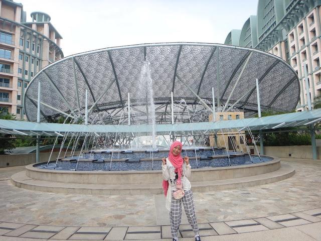 Merlion Walk Singapore