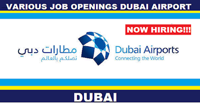 Latest Jobs In Dubai International Airport