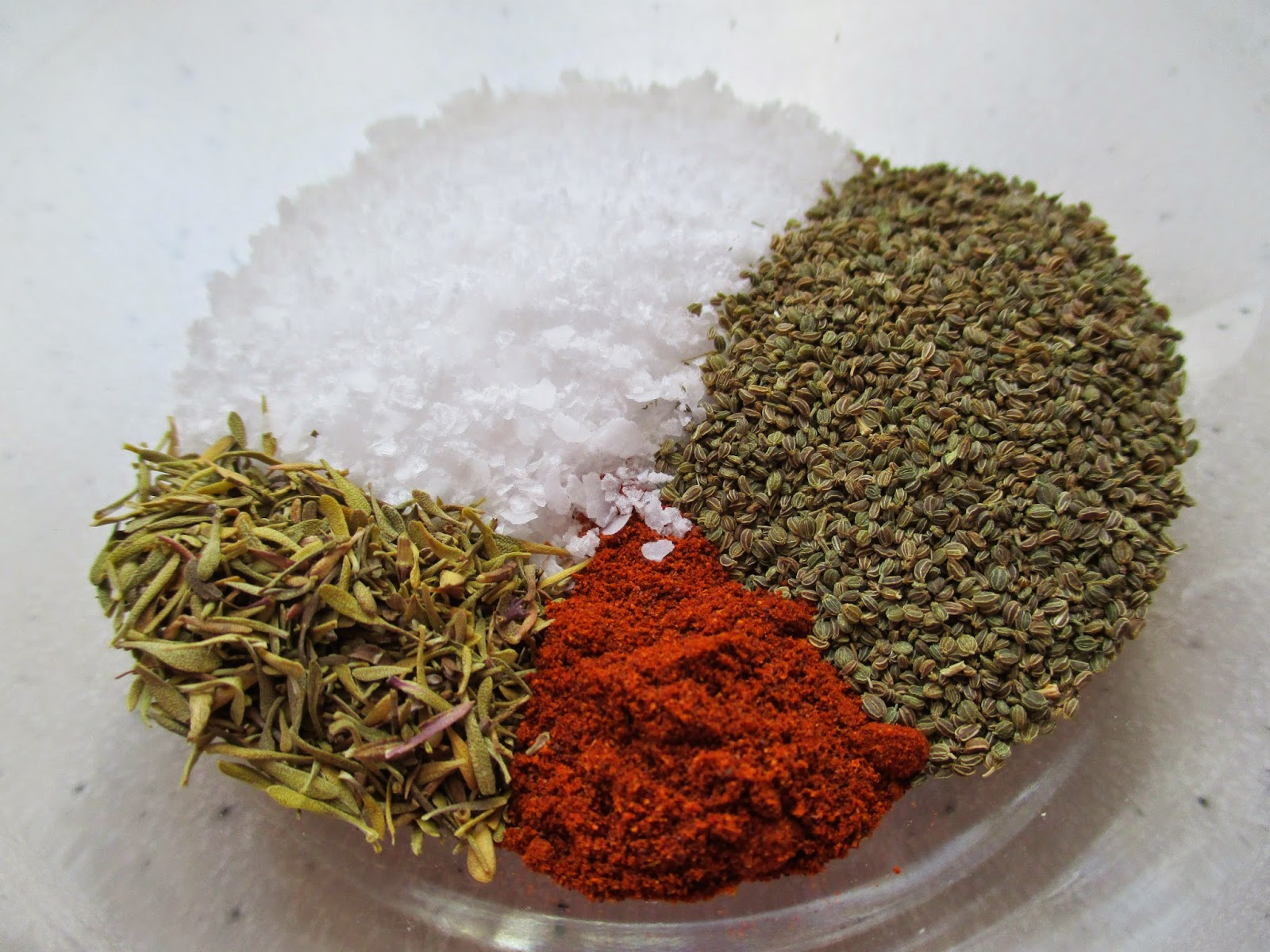 Seasoned Salt Recipe