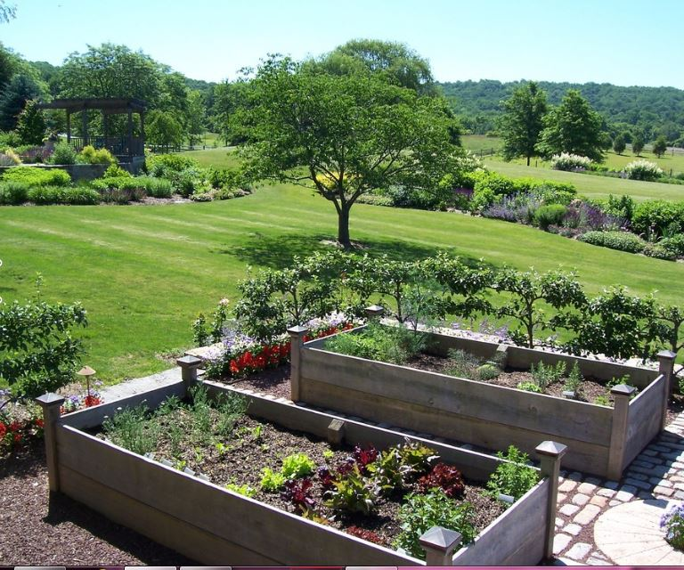 Affordable Backyard Vegetable Garden Designs Ideas 55: Modern Vegetable Gardening Ideas