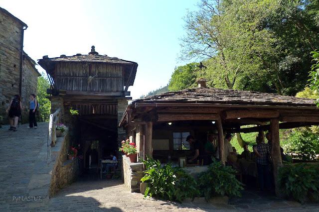 Os Teixois - Conjunto histórico de interés cultural
