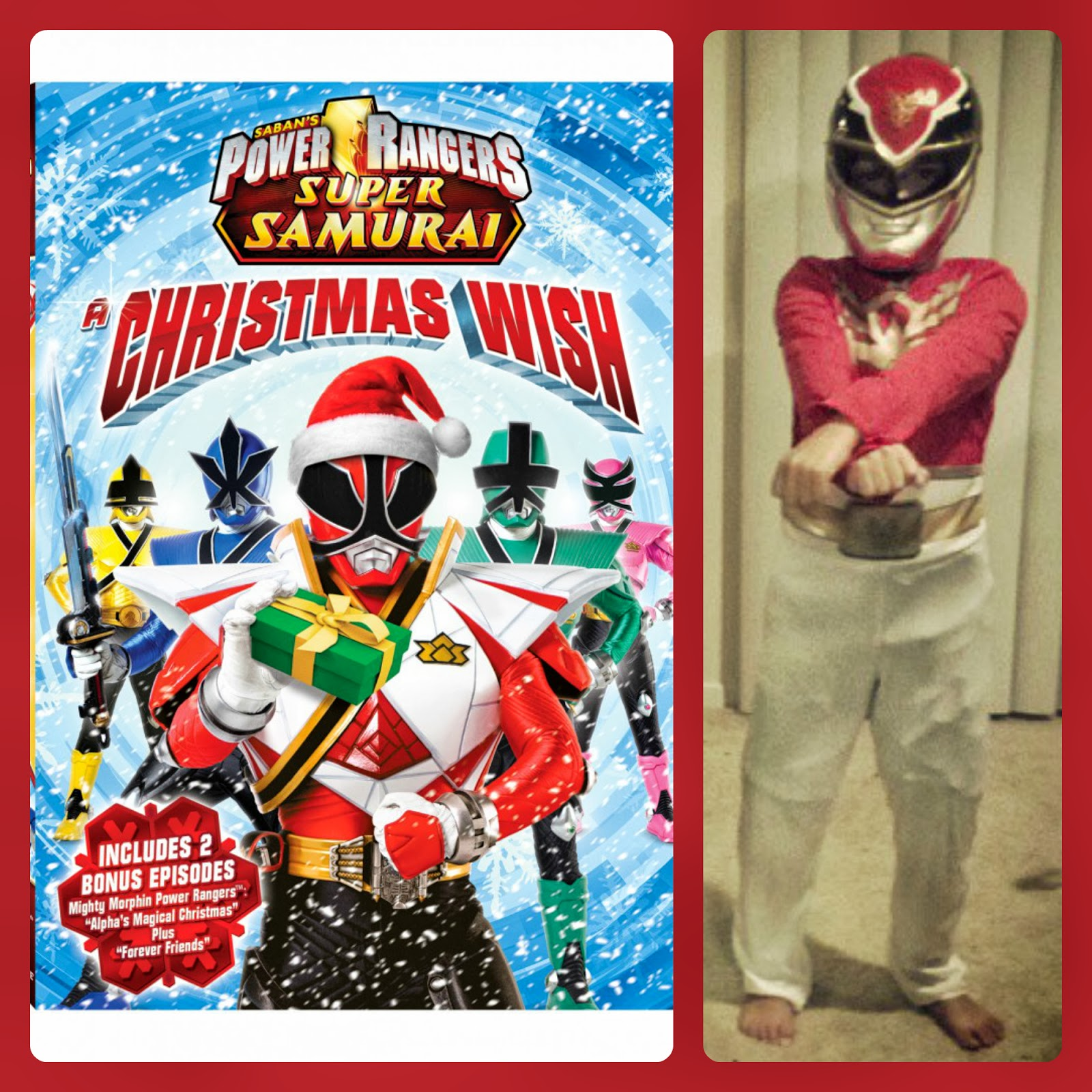 Power Rangers Dino Super Charge Episode 22 Christmas Special Here