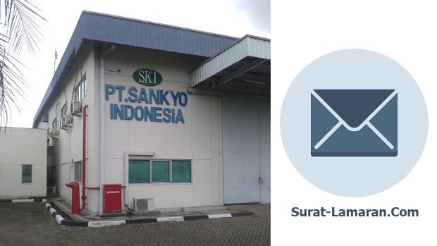 Lowongan Kerja PT Sankyo Indonesia Kawasan MM2100
