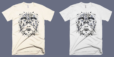"""Silence of the Lambs """"The Silent Rorschach Test"""" T-Shirt by Todd Slater x Skuzzles"""