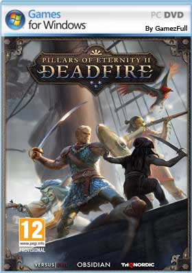 Pillars of Eternity II Deadfire PC [Full] Español [MEGA]