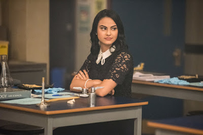 Image of Camila Mendes in Riverdale (3)