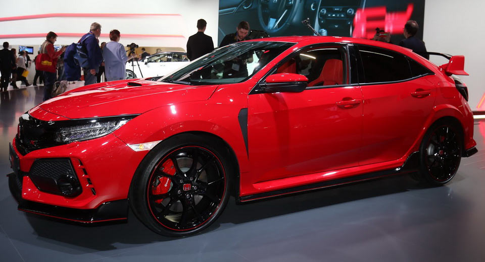 new honda civic type r priced in the mid 30k range us. Black Bedroom Furniture Sets. Home Design Ideas