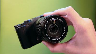 Spesifikasi KameraFujifilm XA1 dan Harga Terbaru