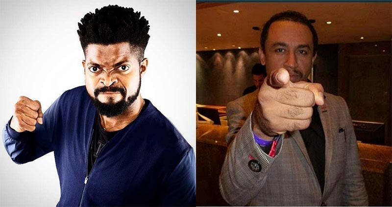 Differences b/w Freeze and Basketmouth (according to a Somtoo Okoye blog reader)