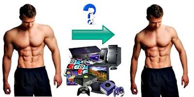 Videojuegos masa muscular