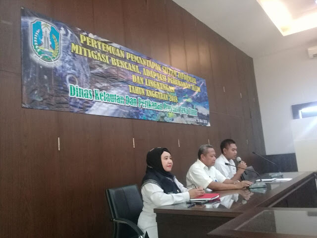 Pertemuan Pemantapan SIMAIL di Lingkup Dinas Kelautan dan Perikanan Jatim