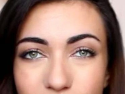 cara menghitamkan alis mata