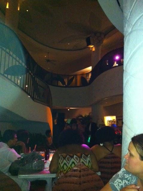 Downtown Disney Cuban Restaurant Menu