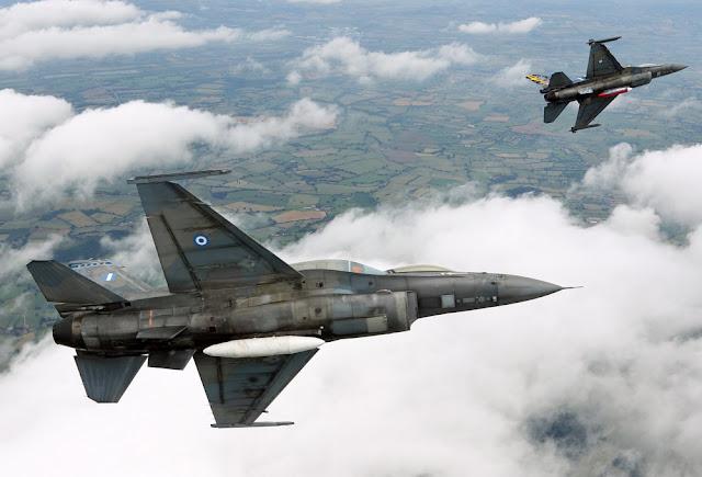 Αναβάθμιση F-16: Παρέμβαση Μηχανικών Αεροσκαφών - Θέτουν θέμα F-35