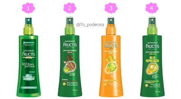 f0300c8f512 1 – Leite para Pentear Hidra-Cachos – Fructis