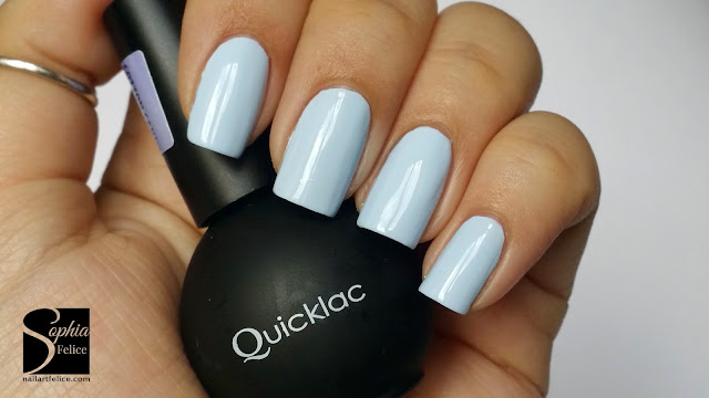 smalto semipermanente quicklac - cotton candy