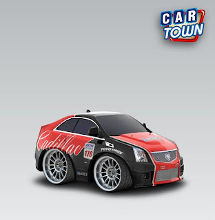 Cadillac CTS-V Coupe 2011 Racing