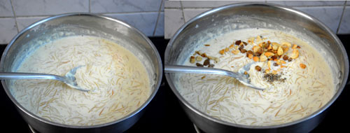 quick vermicelli payasam