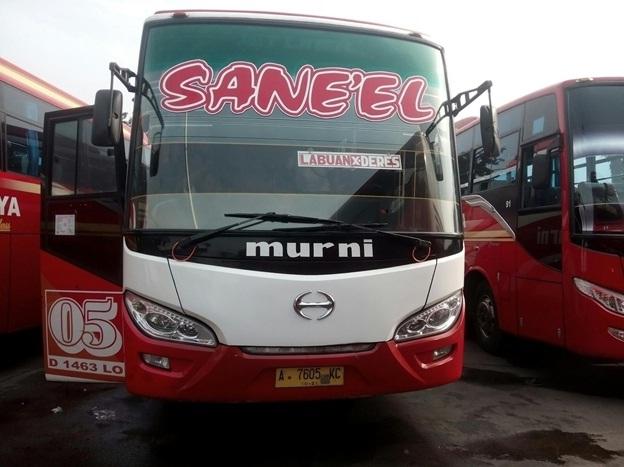 Tips mudik aman dengan Bus