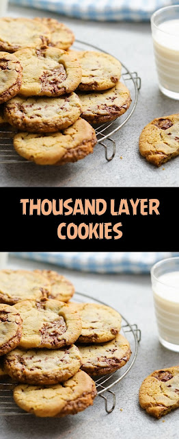 Thousand Layer Cookies