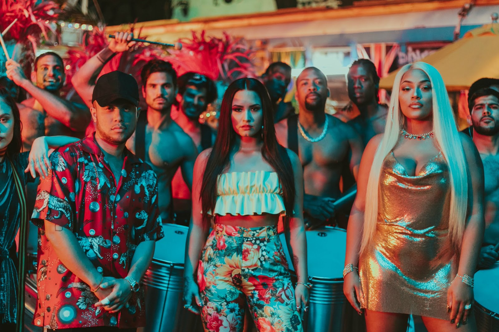 jax jones instruction ft demi lovato stefflon don